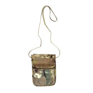 TT Neck Pouch MC  - Administration - Tasmanian Tiger