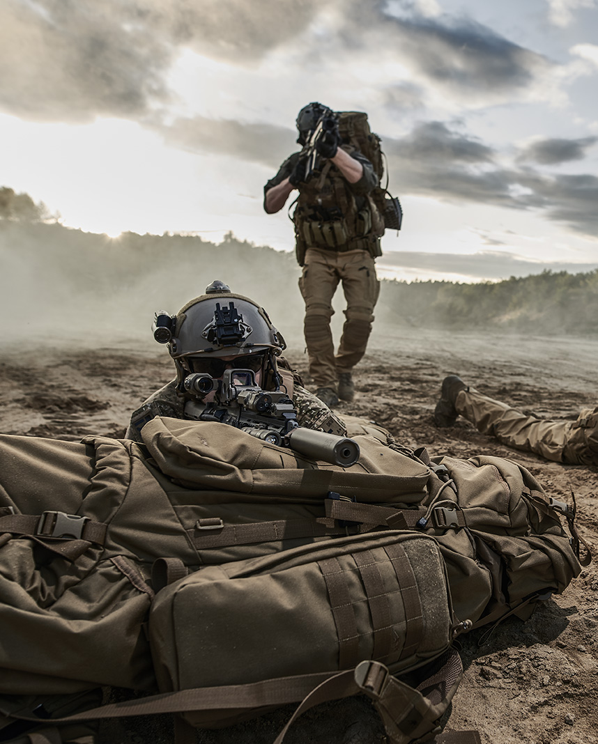SPARTANAT REVIEW: TASMANIAN TIGER MODULAR SNIPER PACK 45