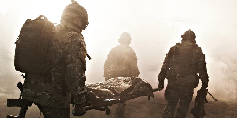 Medic Assault Pack exemplary design for medics