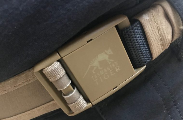 Spartanat-Review Tasmanian Tiger TT Hyp Belt 30