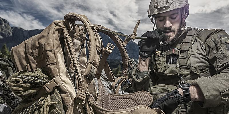 Verschieden Rucksäcke von Tasmanian Tiger überzeugen im Test des Airsoft & Military Newsblog. Darunter der TT Bug Out Pack, TT Field Pack und TT Observer Pack.