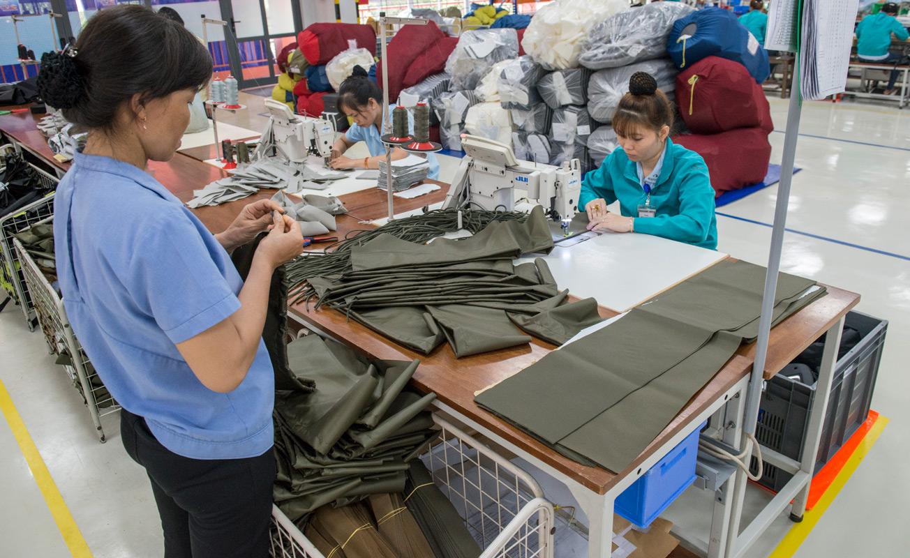 Faire Produktion – zertifiziert nach SA 8000
