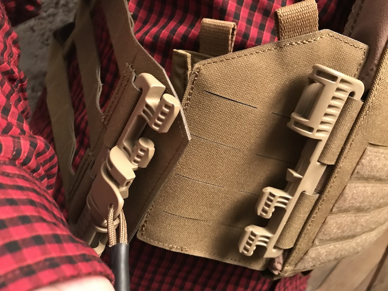 Spartanat Review - TT Plate Carrier QR LC