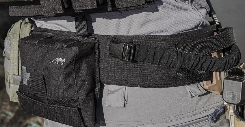 deutscher jagdblog.de testet den Ausrüstungsgürtel TT Warrior Belt LC