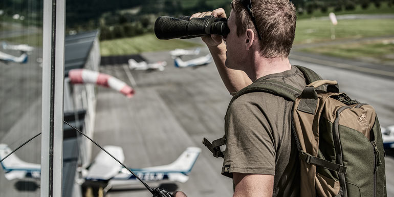 Der TT Tac Pack 22 Rucksack von Tasmanian Tiger im Review Test von Air Soft Military News.