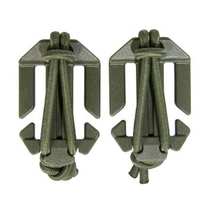 TT QA Webbing Roller 25mm pair  - Accessories - Tasmanian Tiger